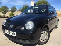 VOLKSWAGEN LUPO 1.0 E 3 DOOR*ONE LADY OWNER*FULL SERVICE HISTORY*