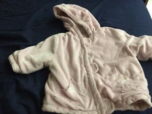 Light pink 12 month jacket