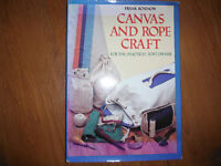 Canvas & Rope Craft by Frank Rosenow Sail Rigging Bimini Awnings
