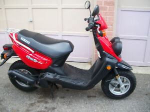 2004 YAMAHA BW50 SCOOTER 8800 KS CLEAN SHAPE