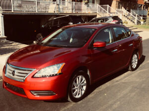 2015 NISSAN SENTRA SV FULLY LOADED Nissan Warranty Rear View Cam