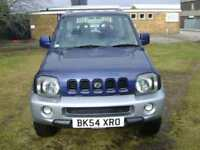 Suzuki Jimny 1.3 Mode EIGHT SERVICE STAMPS