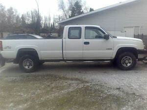 2007 Chevrolet  3500 (6.0) WARRANTY Club Cab,long box.