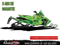 2016 Arctic Cat ZR 8000 LIMITED (137 3200$ DE RABAIS