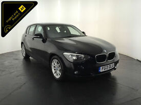 2013 BMW 116D EFFICIENT DYNAMICS 1 OWNER SERVICE HISTORY FINANCE PX WELCOME