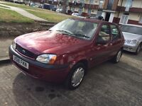 FORD FIESTA 2000 1.8 TDI LONG MOT!!!!