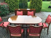 Strongbow Dining Table and Chair Set