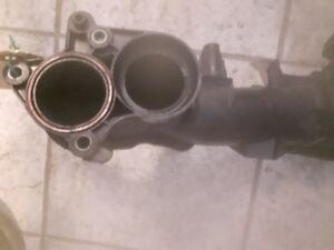 Used intercooling air cooling air intake cleaning Mercedes Benz