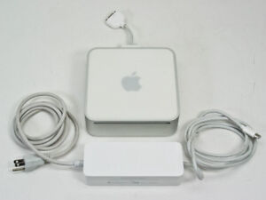 Apple Mac mini 1,1 with upgrade Intel Core 2 Duo 2.0ghz and 2GB
