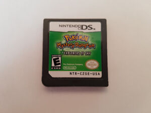 Pokemon Mystery Dungeon: Explorers of Sky *pour Nintendo DS*
