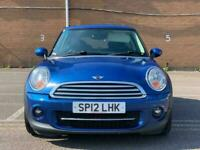 2012 MINI HATCHBACK 2.0 Cooper D 3dr Auto 12 Month Warranty HATCHBACK Diesel Aut