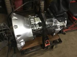 Transmission nv 5500 Dodge Ram 2500 ou 3500 5vitesse manuel