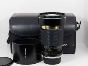 Tamron Adaptall manual lenses for canon sony fuji panasonic