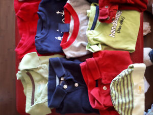 Boys clothing lot (6 to 12 months)