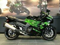 Kawasaki ZZR 1400 Performance Edition **last new & unregistered bike**