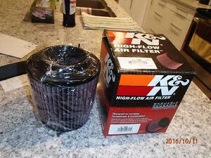 K & N High Flow Performance Air Filter
