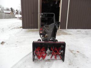 Yardworks Snow Blower