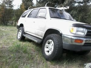 4Runner 1998  Desert Dune Metallic