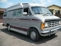 1990 Dodge Pleasure Way Camper Van