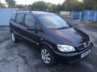 Vauxhall Zafira 2.0 diesel 7 seats