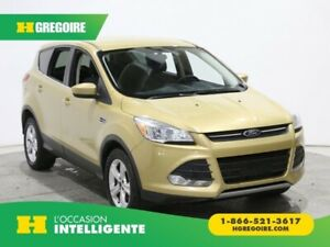 2014 Ford Escape SE FWD AUTO AC GR ELECT MAGS BLUETOOTH CAMERA
