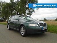 2008/08 SKODA OCTAVIA 1.9 TDI PD AMBIENTE DSG AUTOMATIC 5DR ESTATE - MUST SEE!