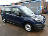 2014 '64' FORD TOURNEO CONNECT 1.6 TDCI 7 SEAT