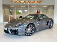 2015 Porsche Cayman (981) 3.4 GTS PDK + Sports Chassis COUPE Petrol Automatic