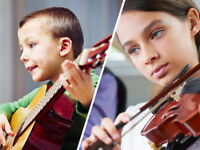 Music Lessons! $20-$23 half-hour, at Long and McQuade North Bay
