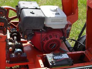 Commercial Lawn Aerator Jacobsen Aero King Model T1224 London Ontario image 8
