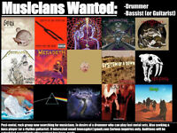 Musicians Wanted: Metal/Rock Band