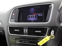 2015 AUDI Q5 2.0 TDI Quattro S Line 5dr S Tronic SUV 5 Seats