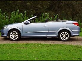 Vauxhall Astra Twin Top Sport Convertible for Sale