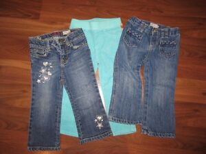 Lot of Pants - Size 2T
