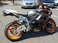 Honda CBR600RR X-Ray, 12/12reg 12742miles Lot of extras VGC FSH