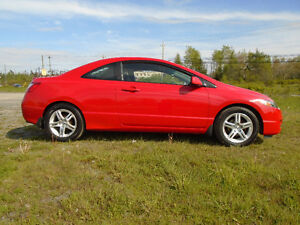 NEW LOWERED PRICE! 2008 Honda Civic Coupe (2 door)
