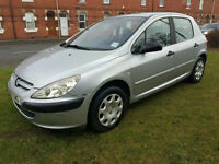 Peugeot 307 1.4 2001 Style PX Swap Anything considered