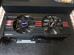 MINT CONDITION ASUS R9 280X 3GB + BOX