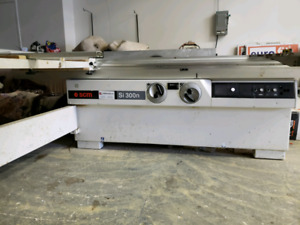 SCM Si 300IN PANEL SAW(kitchen and furniture manufacturers)