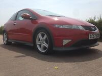 Honda Civic typeS GT 2.2 turbo diesel (private seller) HPI clear
