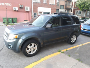 FORD ESCAPE MANUEL 2011