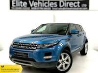 2012 Land Rover Range Rover Evoque 2.2 SD4 PURE TECH 5d 190 BHP Estate Diesel Au