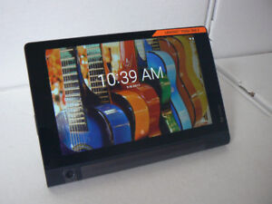 "Yoga Tab 3 8"" 16GB Android 5.1 Tablet with Qualcomm Sandragon 21"