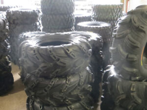 ATV TIRE SALE -ALL BRANDS ALL SIZES STARTING AT $39.00 EACH & UP