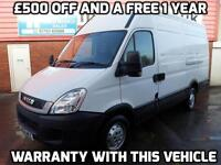 Iveco Daily mwb hi roof 35s11