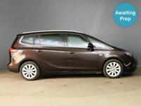 2013 VAUXHALL ZAFIRA 1.4T SE 5dr MPV 7 Seats