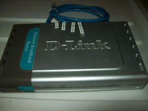 router Dlink 704p