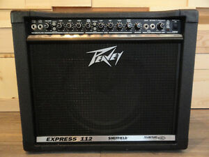 amplificateur Peavey Express 112 transtube 65 watts made in USA