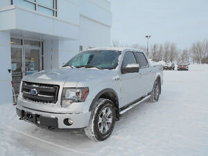2014 Ford F-150 FX4 Pickup Truck, Financing Available!