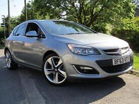 2013 Vauxhall Astra 1.7 CDTi 16V ecoFLEX 130 BHP SRi 5DR TURBO DIESEL ** 40,0...